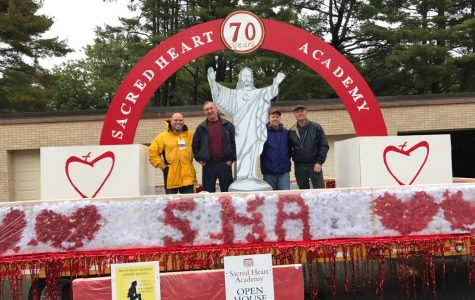 Parade Pride for 70 Years of SHA