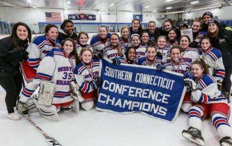 The Girls Hockey Team Scores Again