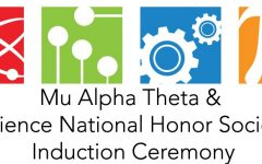 Mu Alpha Theta and Science National Honor Society Inductions: Select Students Honored