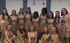 SHA's show choir, the Sisters, competed for the very first time.
