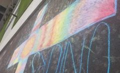 September Spirit Day: Chalk Fest