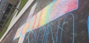 September Spirit Day: Chalk Fest